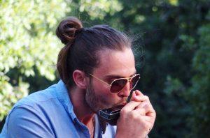 Yotam Ben-Or - l'armonica che fa impazzire New York