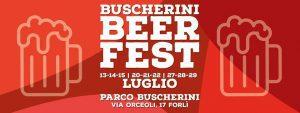 6° Buscherini Beer Fest
