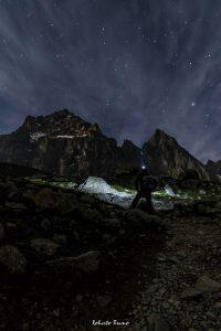 Una Notte con gli Astrofili e il Cielo del Monviso