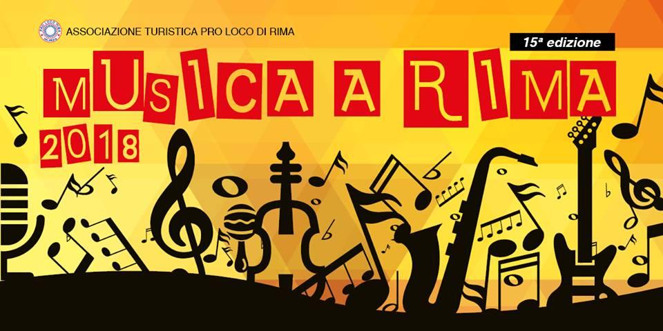 Musica a Rima