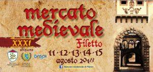 31° ediz. Mercato Medievale di Filetto