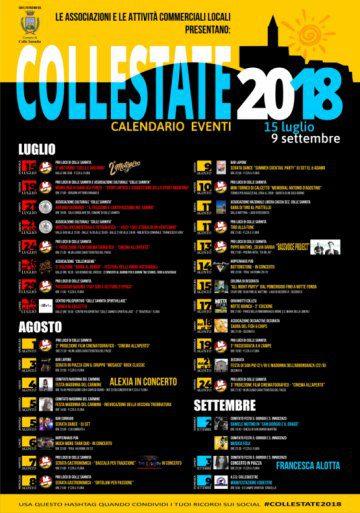 Collestate 2018
