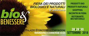 Bio e Benessere - Fiera dei prodotti Biologici e Naturali