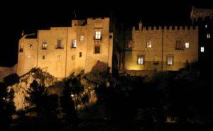 Visita serale al Castello e al borgo di Carini