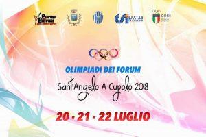Le olimpiadi dei Forum dei Giovani