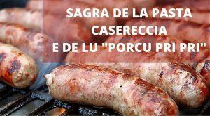 """Sagra de la Pasta casereccia e de lu """"Porcu PRI PRI"""""""