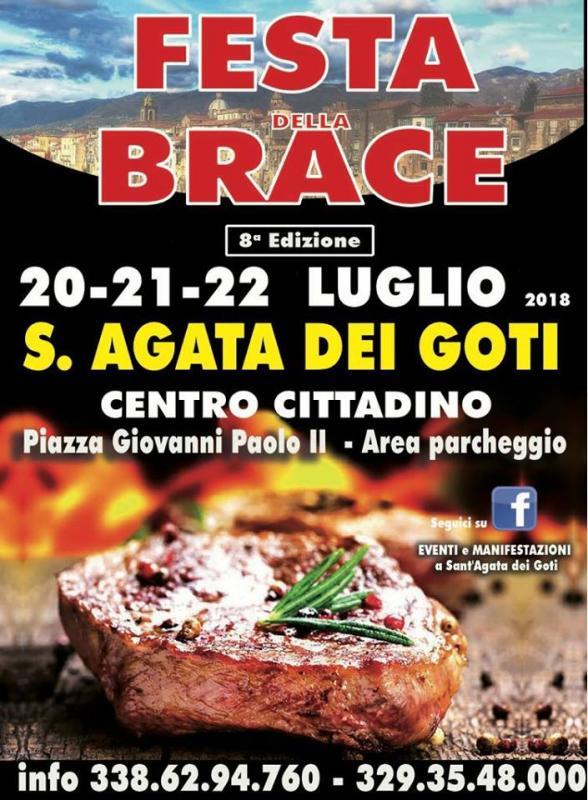 Sagra_Della_Brace_sant_agata_dei_goti