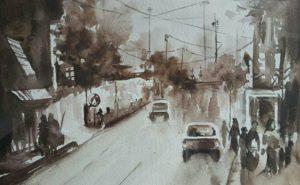 Mostra di Parmida Rahmanian