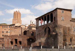 Casa dei Cavalieri di Rodi al Foro di Augusto