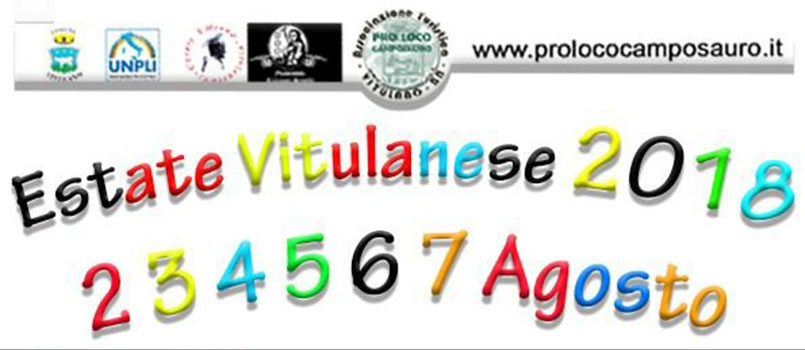 Estate Vitulanese 2018