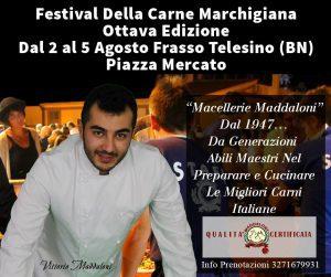 8° ediz. Festival della Carne Marchigiana IGP
