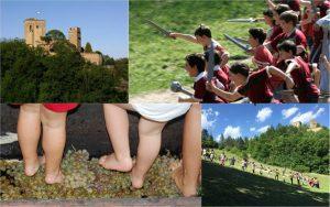 Un'estate da cavalieri, poeti e contadini
