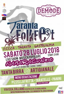 Taranta Folk Fest 2018
