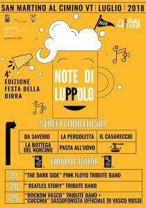 Note di Luppolo - 4° Festival delle birre artigianali