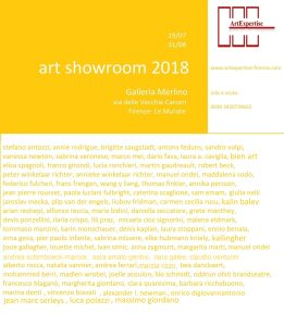 Art Showroom - Mostra di Arte Contemporanea
