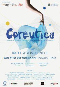 4° ediz. Coreutica – Residenza artistica sulle tarantelle nel Mediterraneo
