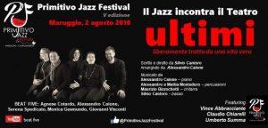 Primitivo Jazz Festival 2018 - V Edizione