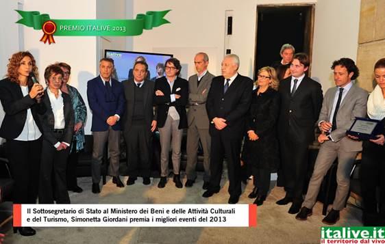 PREMIO ITALIVE 2013