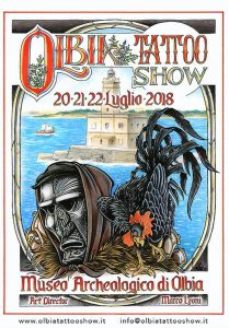 Olbia Tattoo Show 2018