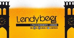 3° Ediz. LendyBeer 2K18