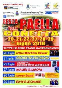 Festa della Paella di Conetta