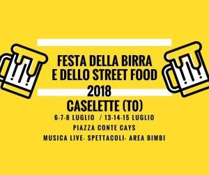 Festa della Birra e dello Street Food di Caselette 2018