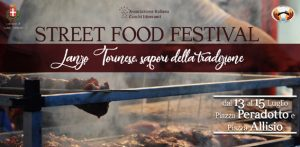 Street Food Festival a Lanzo Torinese