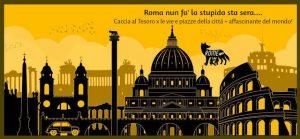 """""""Roma nun fa' la stupida sta sera..."""" - Caccia al tesoro alla scoperta dei rioni di Roma"""