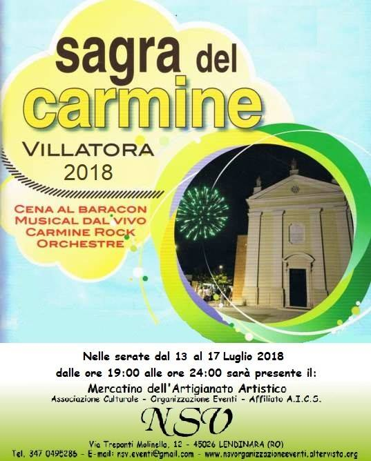 sagra_del_carmine_villatora