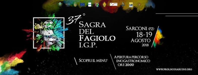 37° Sagra del Fagiolo di Sarconi