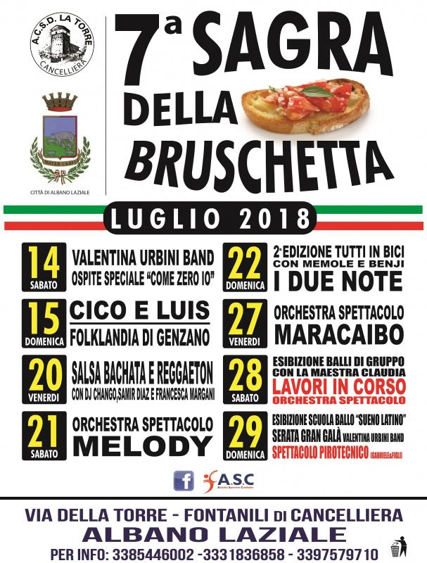 sagra_della_bruschetta_Albano_Laziale