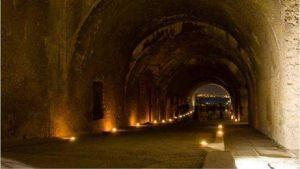 Santuario di Ercole Vincitore a Tivoli - Visita guidata in notturna