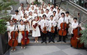 Concerto della Manila Simphony Youth Orchestra