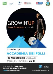 Growin'Up - Accademia dei Folli
