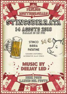 Stincobirrata 2018