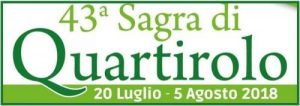 43ª edizione della Sagra Di Quartirolo