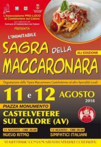41° Sagra della Maccaronara