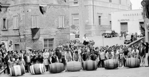 Bravio delle Botti - La Sfida delle Contrade di Montepulciano