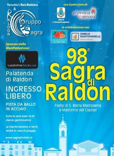 98° Sagra di Raldon