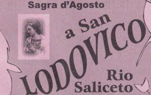 38° Sagra d'agosto a San Lodovico