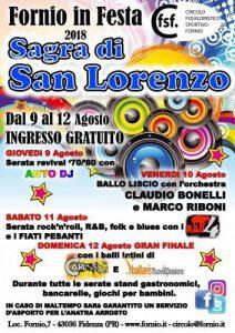 Fornio in Festa 2018: Sagra di San Lorenzo