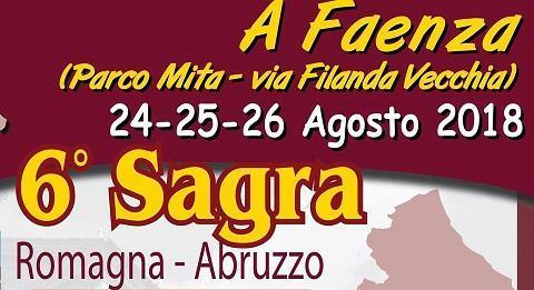 6° Sagra della Romagna e dell'Abruzzo