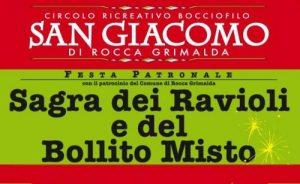 Sagra dei Ravioli e del Bollito Misto a San Giacomo
