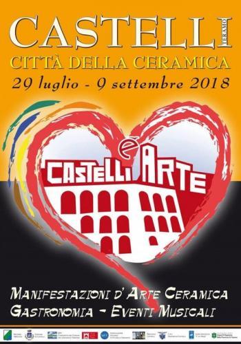 Festival Della Storia Dell'arte - 6° Ediz. Castelli è Arte