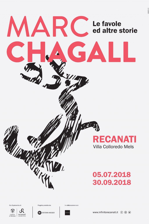 Marc Chagall - Le favole ed altre storie