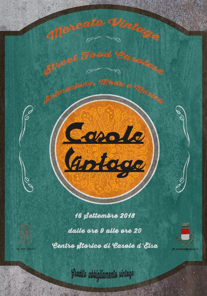 Casole Vintage 2018