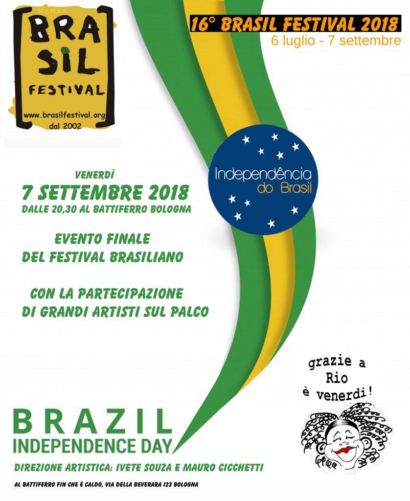 16° Brasil Festival