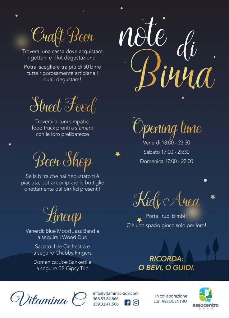 Note di Birra - Festival delle birre artigianali e della musica jazz