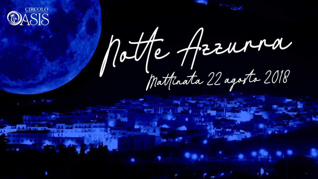 Notte Azzurra 2018