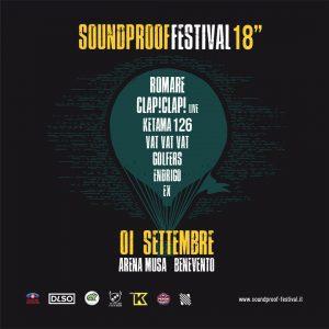 Soundproof Festival 2018